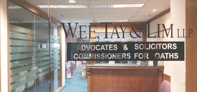 Wee, Tay & Lim LLP
